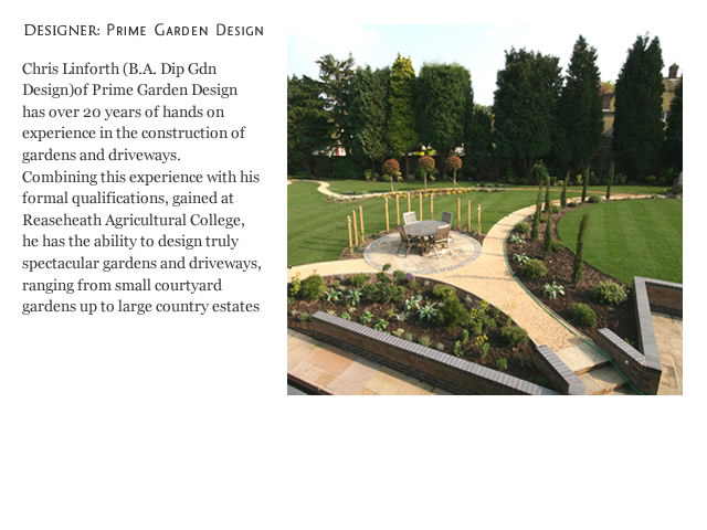 Garden Design Qualifications